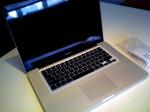 新型MacBook Pro15インチ導入!